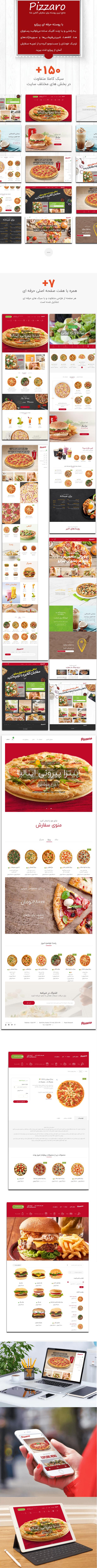 Pizzaro theme