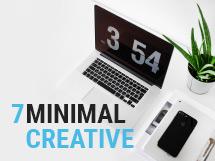 minimal-creative