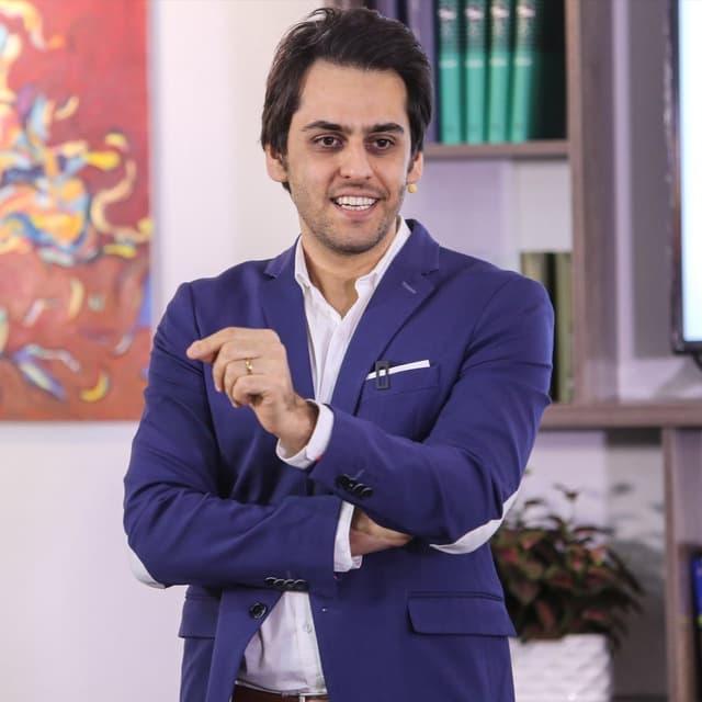 دکتر امیر حسین فرجی